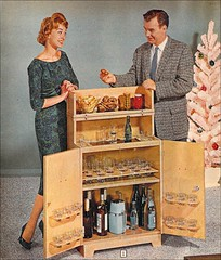 the 1950s-1959 portable bar (april-mo) Tags: bar the50s the1950s vintagecatalog portablebar 1959catalog vintageportablebar 1950sportablebar
