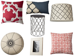 target mod morocco 2012 (Belledame73) Tags: modern table pillow frame target accessories decor lampshade pouf moroccan modmorocco
