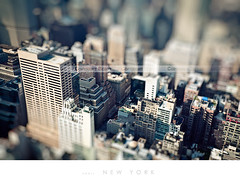 small NEW YORK (Beboy_photographies) Tags: new york newyork manhattan shift tilt ville manhatan