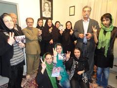 .     .   (Arman Rezakhani) Tags: green girl poster freedom photo pic hossein mir    azadi sabz       jaras             mousavi     kalame     jonbesh      kabk22
