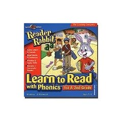 Reader Rabbit Learn to Read