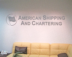 American Shipping & Chartering (www.SaifeeSigns.NET) Tags: seattle sanantonio arlington austin dallas texas corpuschristi neworleans saltlakecity batonrouge elpaso tulsa oklahomacity fortworth wallsigns nashvilletn houstontx etchedglass brownsvilletexas 3dsigns odessatx beaumonttx planotx midlandtx buildingsigns mcallentx officesign interiorsign officesigns glasssigns lubbocktx dimensionalletters killeentx dimensionalsigns signletters wallletters architecturalletters aluminumletters interiorsigns buildingletters acrylicletters lobbysigns acrylicsigns officesignage architecturalsigns lobbysignage acryliclogo logosigns receptionsigns conferenceroomsigns 3dlettersigns addressletters receptionareasigns interiorsignshouston interiorletters saifeesignsandgraphics houstonsigncompany houstonsigncompanies houstonsigns