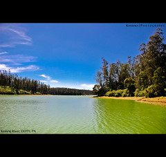 How calm it iss ??? (Kanishka **) Tags: trip blue lake holiday river landscape fun cool nice tour bluesky canvas adobe serene viewpoint tamilnadu ooty southindia kanishka nilagiris queenofhills canon550d