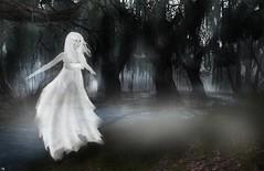 Ghost Lake - by Dita