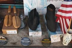 shoemakers window
