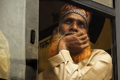Travellers (Tito Dalmau) Tags: india bus portraits asia faces travellers rajasthan