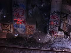 ACHE, TRIP, SKI, RESK, MADE, TONE, SI, CLEVE (S C R A T C H I E S) Tags: nyc trip ski graffiti acc no si made masters tone ache dms cleve resk sione vlk