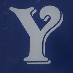 letter Y (Leo Reynolds) Tags: canon eos iso100 y 7d letter f56 oneletter yyy 110mm 0004sec hpexif grouponeletter letterwhite xsquarex xleol30x