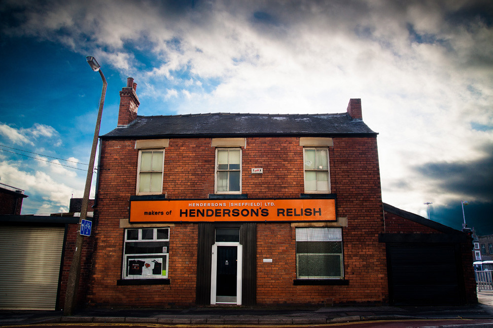 Hendos Building Colour