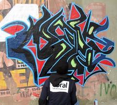 Mau - SP (ROD VEPEA) Tags: street coral cores graffiti tag letters vandalism letter hiphop rua graff lixo tinta letras grafite letra pichao vandalismo pixao ltras artelivreaoarlivre