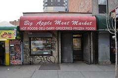 (Laser Burners) Tags: nyc newyorkcity graffiti manhattan atari sd deli devs dairy xtc groceries hellskitchen remo vfr frozenfoods 9thavenue citynoise veefer hotfoods bigapplemeatmarket