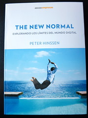 "Libro recibido: ""The new normal"", de..."