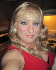 Kitchen Close-Up (Madilyn Carey) Tags: friends rock stars dress blondes hard porn wannabes redblack