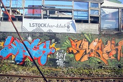 Smash137 ,Basel (STEAM156) Tags: art photography graffiti switzerland travels europe photos basel walls smash137 steam156 wwwaerosolplanetcom steam156photos