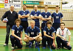 2008 Heren 2 - Tr. Jos van der Leest