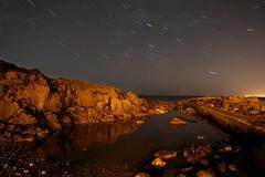 Stars over Sea