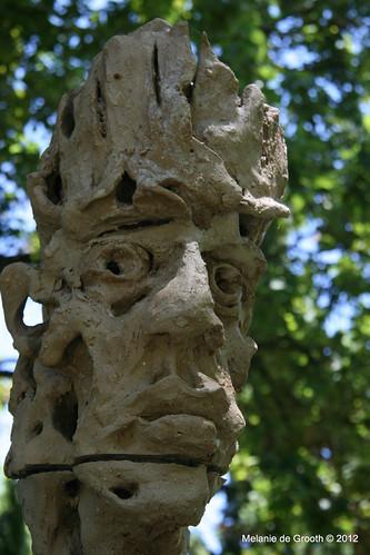 Clay Face