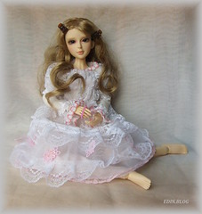 LEIA LIKE A PRINCESS (Ediik) Tags: ball doll bjd yolanda msd jointed impldoll