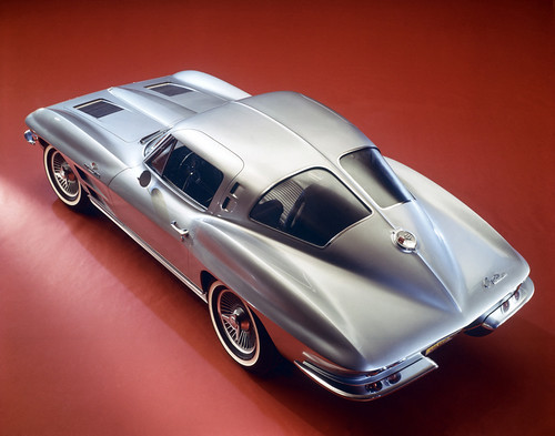 1963 Chevrolet Corvette Sting Ray Coupe