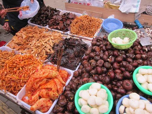 Street food in Hunan