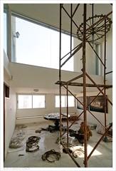 KANCHENJUNGA APARTMENT TOWER (Arnout Fonck) Tags: india tower apartment charles mumbai 2012 correa kanchenjunga archipel charlescorrea kanchenjungaapartmenttower