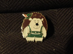 Mr. Pricklepants pin (Starshyne09) Tags: pin toystory disney pixar hedgehog disneypin toystory3 mrpricklepants