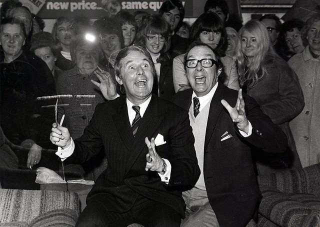 greatest comedy double act