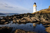 Holy Island (Inner) Lighthouse, Arran, Scotland