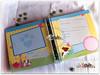 Livro do Bebê Woof (Le Scraft) Tags: dog rio riodejaneiro scrapbook scrapbooking rj fotos cachorro fotografia scrap niterói cachorra álbum cachorrinho álbuns livrodobebê