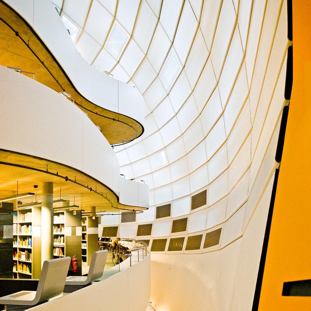 die Bibliothek Norman ok