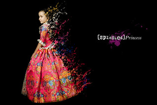 The Splashed Princess