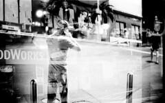 Marrickville, Sydney (Geoff A Roberts) Tags: street leica west photography 50mm exposure kodak geoff trix grain sydney x double inner diafine 1200 noctilux roberts pushed try m3 tri summilux marrickville