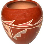 "<b>Red Bowl</b><br/> ""Red Bowl"" Earthenware, n.d. LFAC # 2003:12:07<a href=""//farm8.static.flickr.com/7162/6852265565_5705f38038_o.jpg"" title=""High res"">∝</a>"