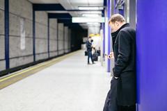 28 January, 13.28 (Ti.mo) Tags: uk england people london mobile underground airport phone heathrow tube january cellphone screen mobilephone f18 screens phones 2014 iso1250 0ev  ef50mmf12lusm peopleusingphones secatf18 peopleusingscreens