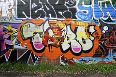 TORO (STILSAYN) Tags: california graffiti oakland bay east area toro 2014