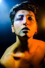 type II style 03 (Jef Harris) Tags: portrait fashion lights hands colorful shadows ottawa homestudio nikond7000