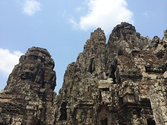 2015-04-05 10.55.33 (tananop_m) Tags: sky cambodia angkorwat siemreap herritage