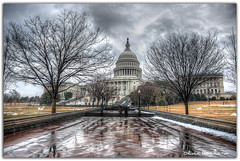 Winter is coming down (Olivia Heredia) Tags: winter usa naturaleza nature washingtondc us washington capitol government invierno capitolio hdr highdynamicrange tonemapped tonemapping 1exp oliviaheredia oliviaherediaotero