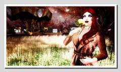 Fun fair (Shylah Oceanlane) Tags: fairground carousel fair sl secondlife secondlifeavatar