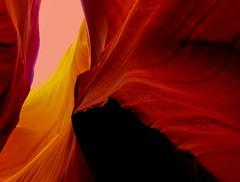 Lower Antelope Canyon (Page; Arizona) IV (gabri_micha) Tags: arizona usa page antelope antelopecanyon lowerantelopecanyon