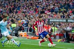 Partido Atltico de Madrid (2-0) Celta de Vigo (Esto es Atleti) Tags: carrasco celta atleticodemadrid atleti vicentecalderon ligabbva ultimopartido finaltemporada1516 regresotiago