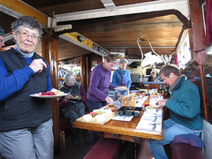 Lunchtime (chessieboater) Tags: scotland puffer vic32