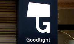 Goodlight logo Valencia (henkgianotten) Tags: valencia typography spain signage goodlight