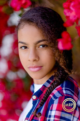 Garden flower (Mahogany Rose Photography) Tags: portrait outdoors nikon natural naturallight flannel d600