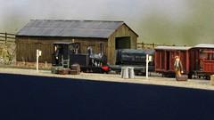 DSC00234 (BluebellModelRail) Tags: buckinghamshire may exhibition aylesbury bankholiday modelrailway 2016 blythburgh on3 railex stokemandevillestadium rdmrc