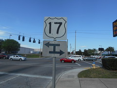 Winter Haven, FL- Avenue K SW (jerseyman65) Tags: signs florida highways routes fl roads shields centralflorida sunshinestate ushighways centralfl guidesigns usroutes flstateroads flroutes flroads