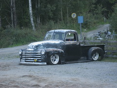 Chevrolet pickup truck 1950 (Drontfarmaren) Tags: chevrolet truck pickup 1950