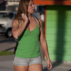 Girl in green top (San Diego Shooter) Tags: portrait sandiego streetphotography pacificbeach sandiegopeople sandiegostreetphotography