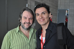Peter Jackson, Andres Useche