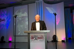 John Sergeant - Care Awards (ChocolateFilms) Tags: london hilton videoproduction awardsceremonies johnsergeant chocolatefilms hawkerpublicationltd careawards nurseryawards